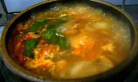 Zen's Kimchi Jjigae