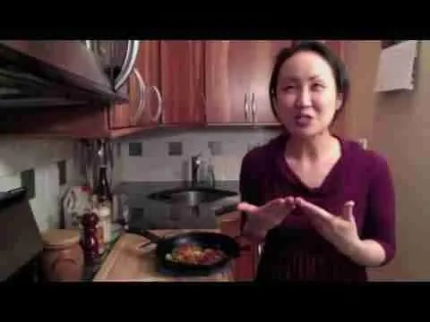 Cooking Video – Crispy Bibimbap