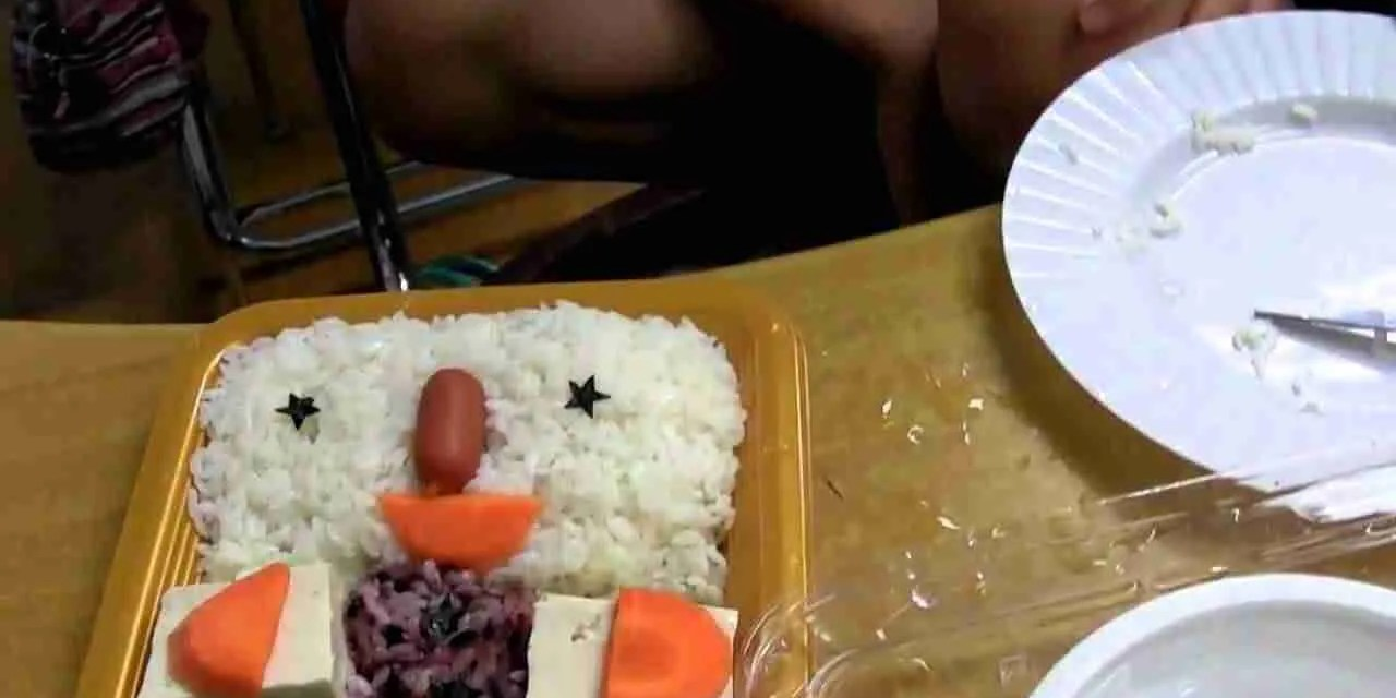 Video: Kids Playing with Food