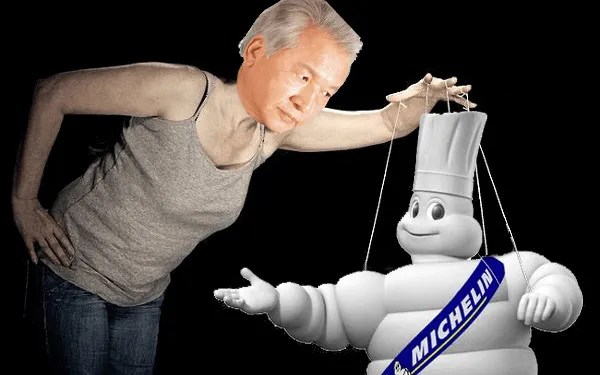 Cho Tae-kwon and Michelin