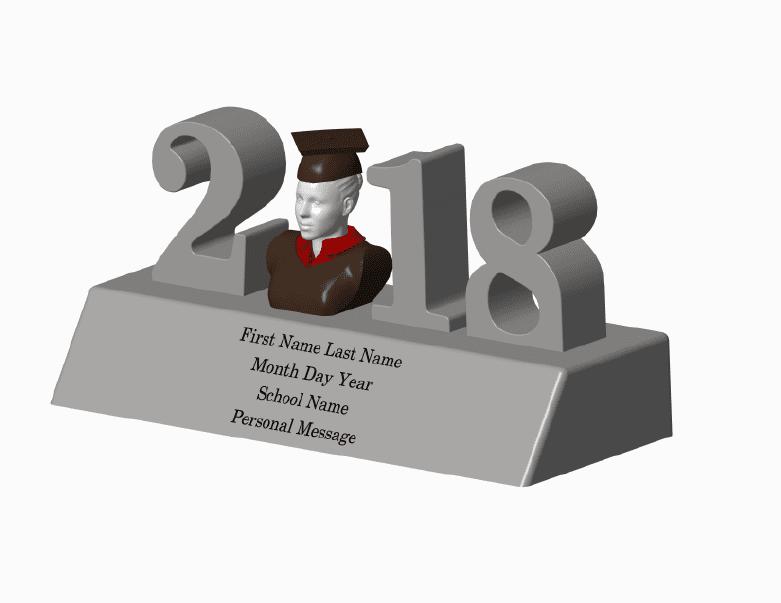 2018 Graduation Gown