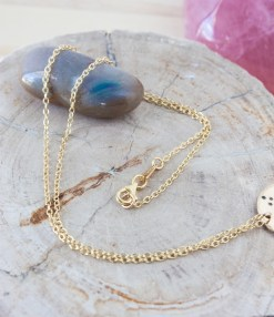 Constellation Necklace in Gold