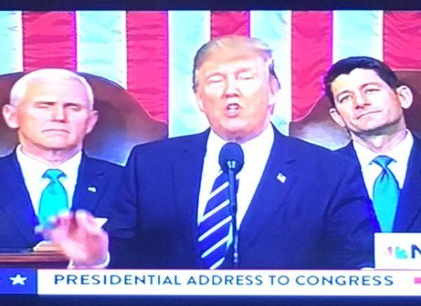 Donald Trump Address To Congress