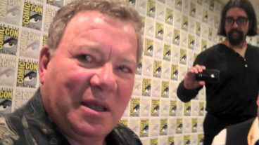 William Shatner Talks To Zennie62