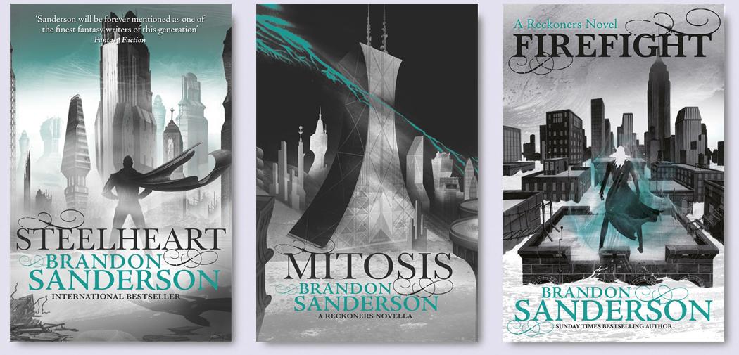 Image result for brandon sanderson uk covers