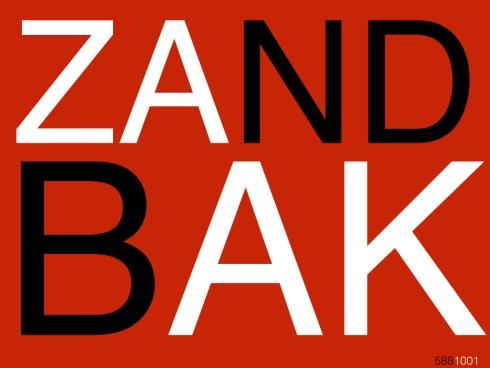 ZANDBAK588.001