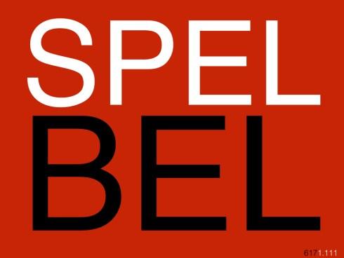 SPELBEL617.001