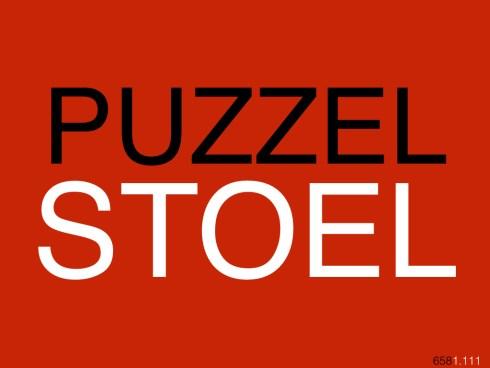 PUZZELSTOEL658.001