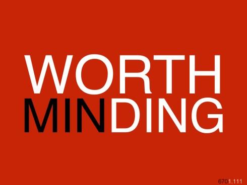 worthminding670.001
