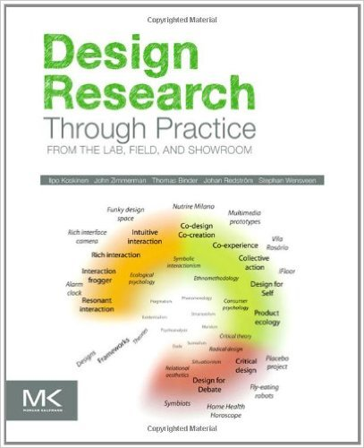 Design Research Through Practice. FROM THE LAB, FIELD, AND SHOWROOM.