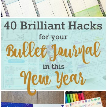 Planning for the New Year In Your Bullet Journal | Zen of Planning | Planner Peace and Inspiration