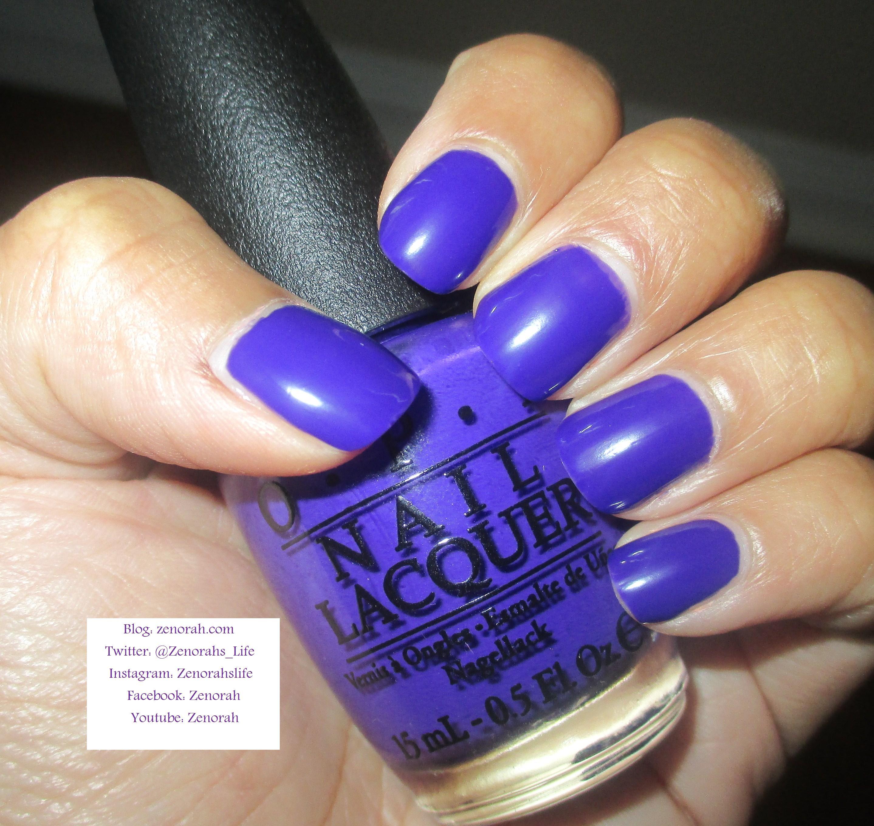 Nail Colors For Fall 2014 Opi  opi winter nail colors 2014