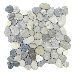 Zen Paradise Grey Cloud Pebble