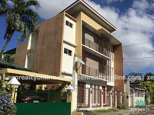 JEM 4 Compound Quezon City Apartment Building