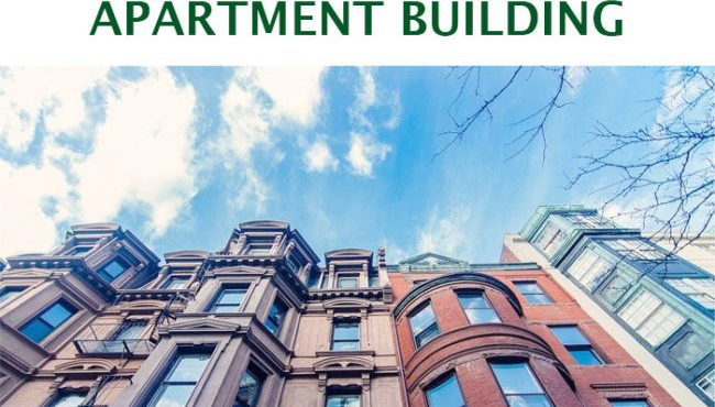 Advantages of Owning an Apartment Building