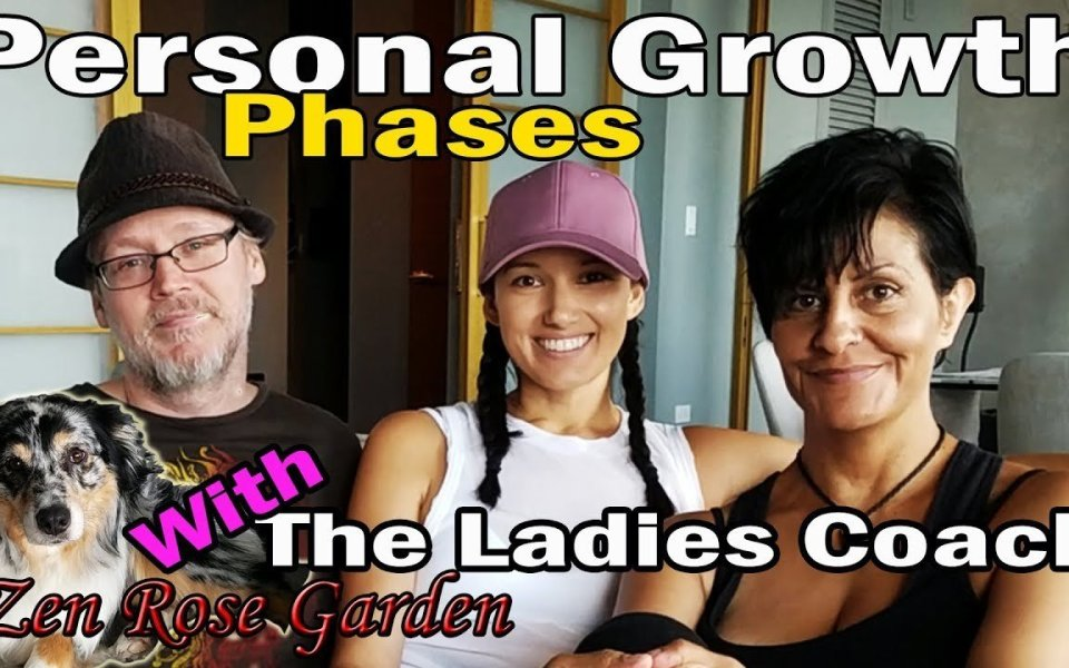 Personal Growth And Development Self Growth Phases w The Ladies Coach