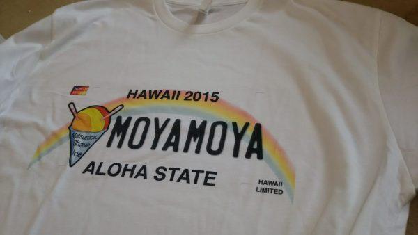 モヤさまTシャツ