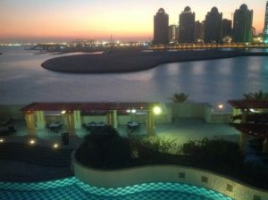 luxury living pearl qatar