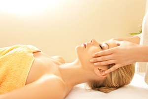 Massage Therapy Service at Zen Skincare Waxing Studio