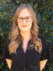 Esthetician Bio for Catrina with Zen Skincare Waxing Studio in Asheville, NC.