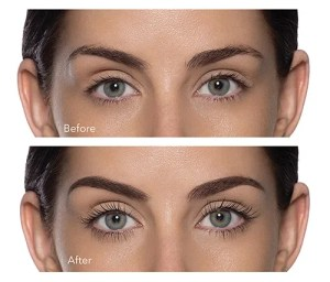 Eye Lash Lift at Zen Skincare Waxing Studio Asheville, NC.