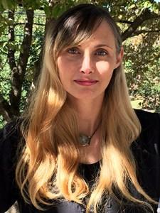 Esthetician Bio for Kristen with Zen Skincare Waxing Studio in Asheville, NC.