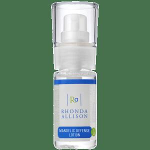 Rhonda Allison Mandelic Defense Lotion Zen Skincare Waxing Studio Asheville NC
