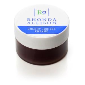 Rhonda Allison cherry jubilee enzyme Zen Skincare Waxing Studio Asheville NC