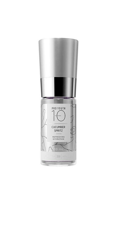 Rhonda Allison Pro Youth Minus 10 Cucumber Spritz 30ml Zen Skincare Waxing Studio Asheville, NC