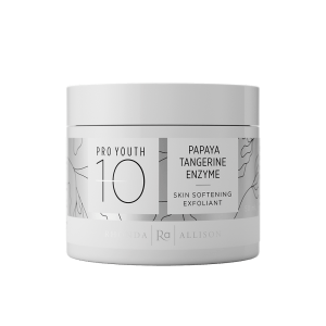 Rhonda Allison Pro Youth Minus 10 Papaya Tangerine Enzyme Zen Skincare Waxing Studio Asheville, NC