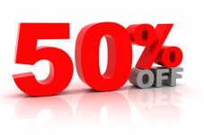 50% off MailStore
