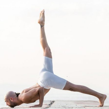Spiros Aspiotis Zenspotting Vinyasa Yoga