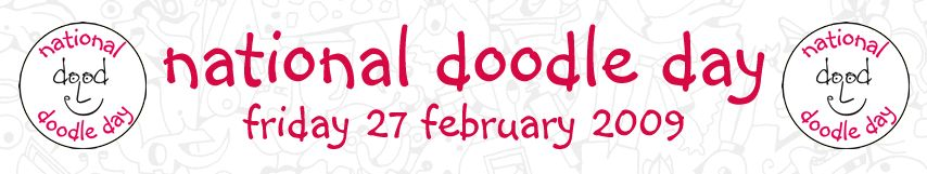 Click to go to the National Doodle Day page!