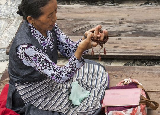 44 – The Value of Buddhist Prayer Part 2: Aid-Seeking If There's No God