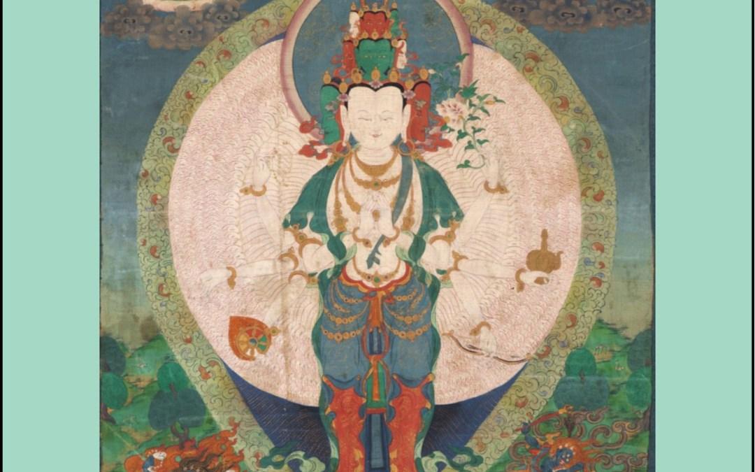 56 – Avalokiteshvara Bodhisattva and the Power of Compassion