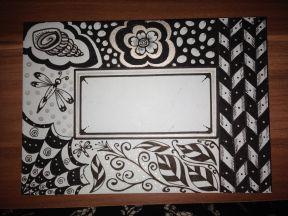 Tangled envelope
