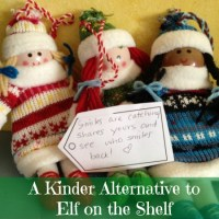 Can't Stand that Creepy Elf? Here's a Kinder Alternative