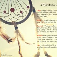 Manifesto for Life