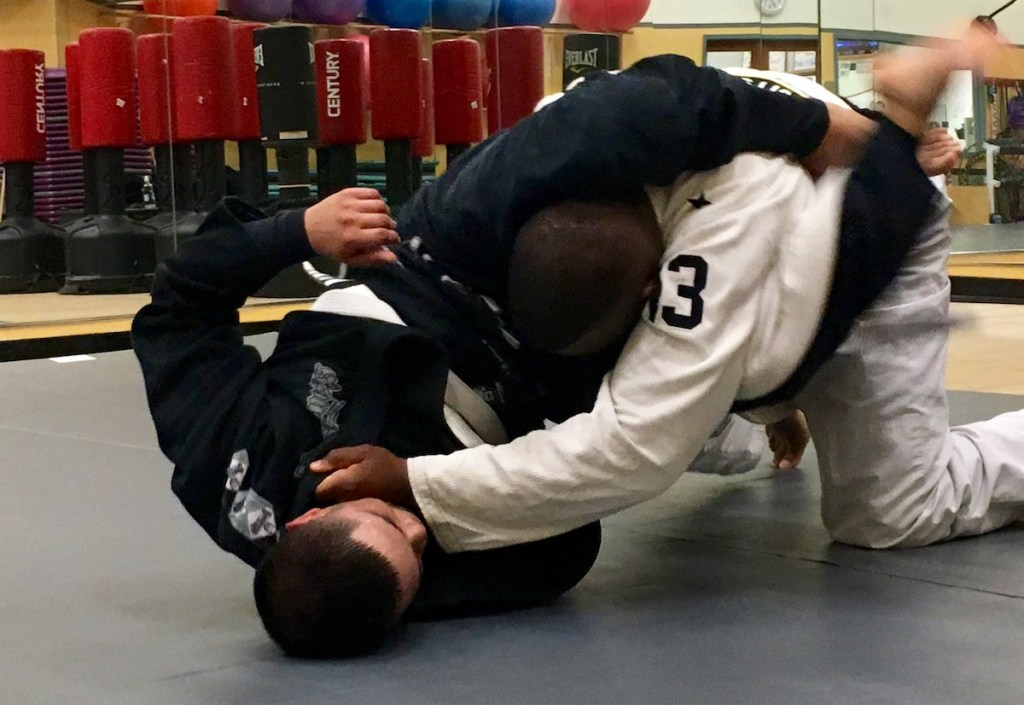 Brazilian Jiu Jitsu Training at Zenyo Jiu Jitsu
