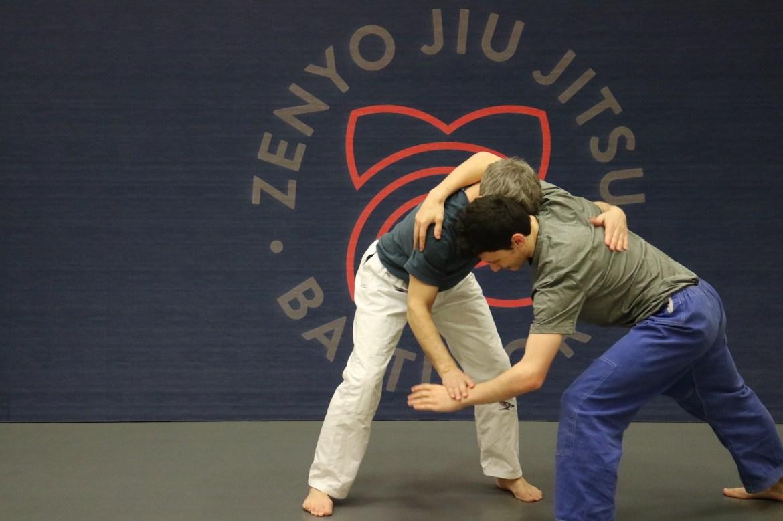 Zenyo Jiu Jitsu Wrestling
