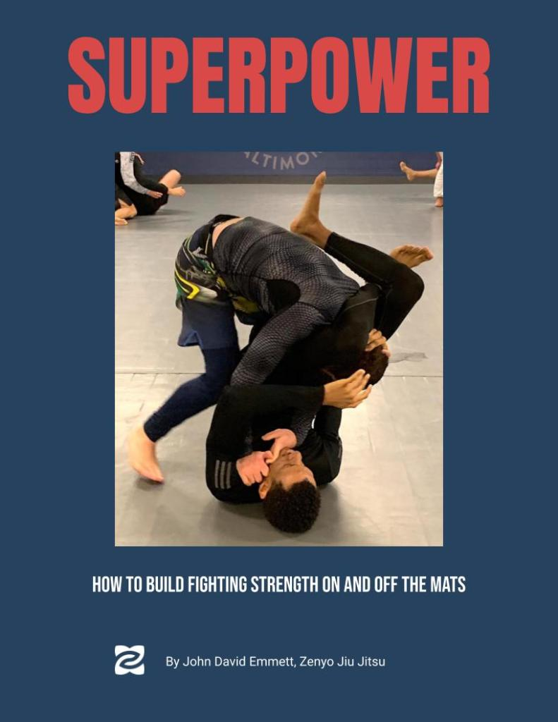 Superpower Ebook by Zenyo Jiu Jitsu