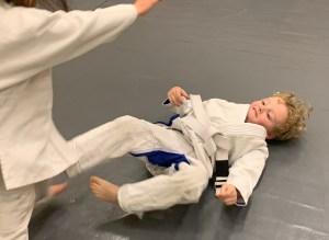 Kids Jiu Jitsu Class Baltimore