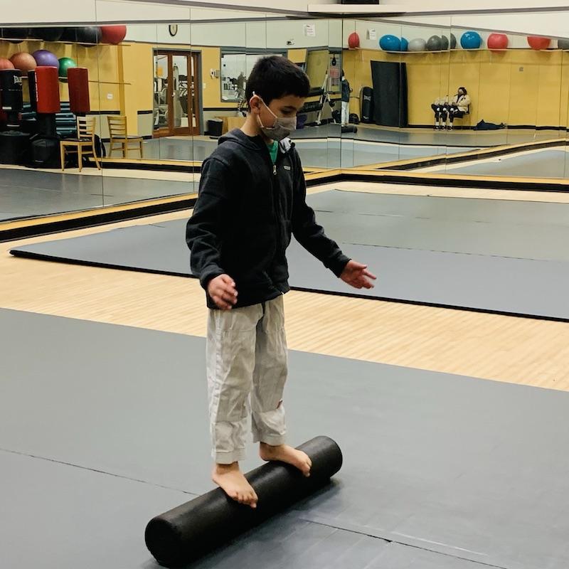 Kids Jiu Jitsu Fitness Workout