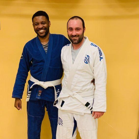 Gi Jiu Jitsu Training