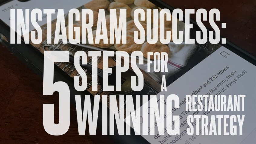 Instagram Success Strategy for Restaurants