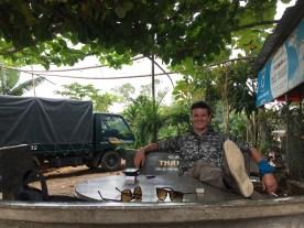 Coffee break and a cool Joel