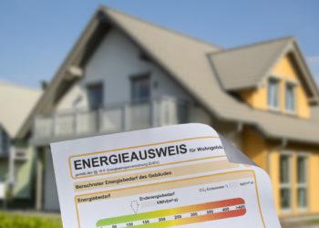 Haus und Energieausweis