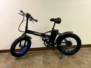 Ecotric Folding Fat Tire