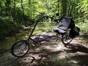 Brummett's Creek Flood Ride