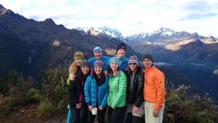 Sunrise Day 4 Inca Trail